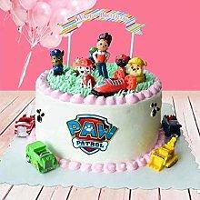Mini Figure Set, Cake Topper, Cup Cake Topper,