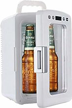 Mini Fridge 12 Liter, Electric Cool Box, AC/DC