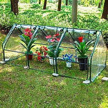 Mini Greenhouse Cover No Stand,Portable Waterproof