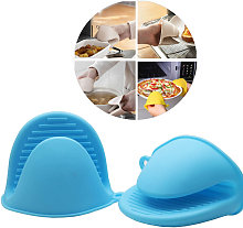 Mini, Heat-resistant, Silicone, Oven Gloves, Oven