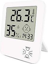 Mini High Precision Digital Indoor Hygrometer