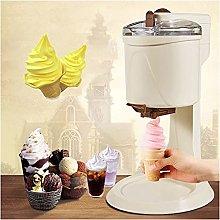 Mini Ice Cream Machine Fully Automatic Fruit Ice