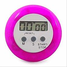Mini LCD Digital Electronic Kitchen Timer, Time