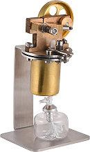 Mini Live Steam Engine Model Single Cylinder