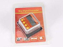 Mini Magnetic Base Angle Gauge Protractor Platform