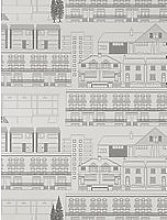 Mini Moderns Do You Live In A Town? Wallpaper