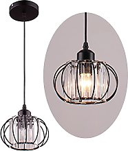 Mini Pendant Light Crystal Chandelier Ceiling