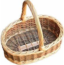 Mini Pennine Shopping Wicker Basket Brambly Cottage