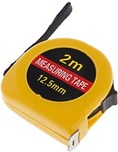 Mini Pocket 2m Retractable Tape Measure Ruler Tool