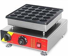 Mini Poffertjes Maker Pancake Maker 25pcs Muffin
