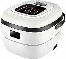 Mini Rice Cooker 2.5L Multi-Cooker Non-Stick Inner