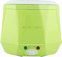 Mini Rice Cooker Steamer,24V 140W 1.6 L Electric