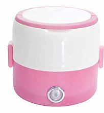 Mini Rice Cooker Thermal Heating Electric Lunch