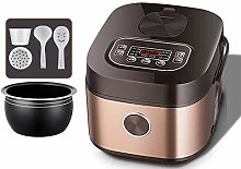 Mini Rice Cooker with Multi-Function Panel,24-Hour