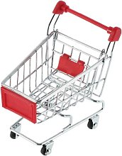 Mini Shopping Trolley Stainless Steel Mini