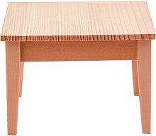 Mini Table Model, 1/12 Mini Wooden Kitchen Dining