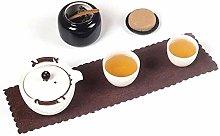 Mini Tea Set Ceramics, Eggs, Simple Carriage, Home
