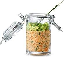 Mini Terrine Jar 2.5oz / 72ml | Amuse Bouche Jar,