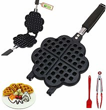 Mini Waffle Maker,Belgian Waffle Maker,Non-Stick