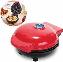 Mini Waffle Maker Machine, 350W Non-Stick Pan Easy