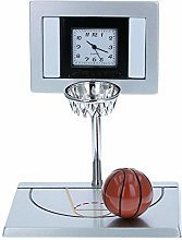 Miniature Basketball Clock, Novelty Collectors