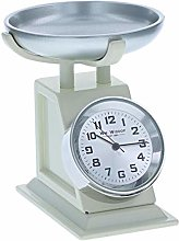 Miniature Cream Kitchen Weighing Scales Ornament