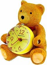 Miniature Kids Honey Teddy Bear Globe Novelty