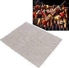 minifinker Bbq Mesh, Grid Grilling Mat Sufficient