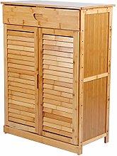 minifinker Shoe Rack Shoe Storage Cabinet 3‑Tier