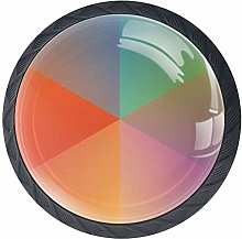 Minimalism Abstract Geometryknobs Cabinet Handles