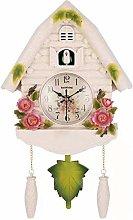 Minimalist Modern Design Cuckoo Clock, Living Room