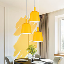 Minimalist Modern Pendant Lamp Colorful Pendant