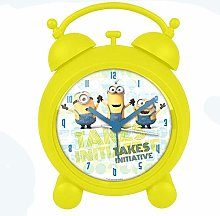 Minions Yellow alarm clock