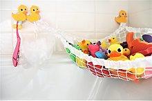 MiniOwls Bathtub Toy Storage Hammock Net - Bath