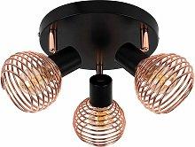 Minisun - Industrial Ceiling Lights Copper