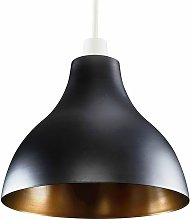 MiniSun - Metal Easy Fit Ceiling Pendant Light