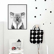 MINMIN canvas wall art cuadro Picture print Koala