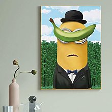 MINMIN for adults Picture Print painting Cartoon