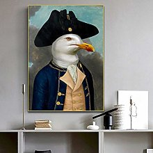 MINMIN Picture print Cloth painting Aristocratic