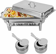Minus One Chafing Dish, Stainless Steel Food