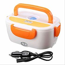 MIOANFG Portable Electric Heater Lunch Box Car