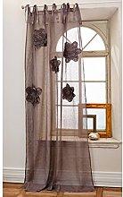 Mirabeau Boron Curtain Linen