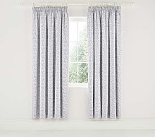 MIRABEL LINED CURTAINS 66X72 AMETHYST