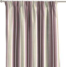 Mirella Pencil Pleat Door Curtain Dekoria