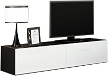 Mirjan24 Vigo Cabinet/TV Lowboard with Hand-Free