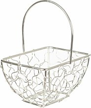 Mirmande Wire Mesh Decorative Basket Lily Manor