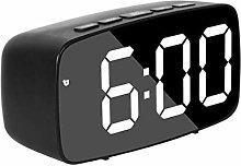 Mirror Alarm Clock Digital Alarm Clock Voice