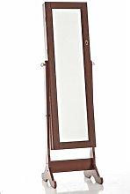 Mirror Cabinet ClassicLiving Colour: Espresso