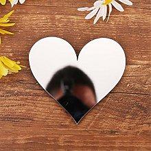 Mirror Stickers 3D Creative English Letters Eva