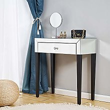 Mirrored Glass Dressing Table Only Makeup Vanity